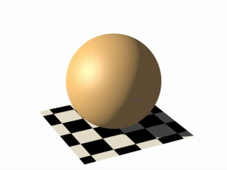 Isosurface sample (sphere function)
